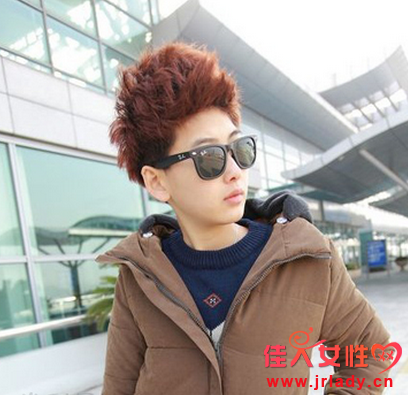 2014最新潮男发型 引领流行时尚风潮