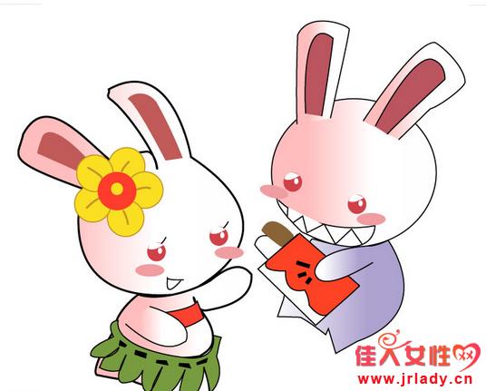属兔女性&男性之最佳婚配