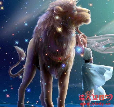 狮子座VS白羊座 一见钟情的星座