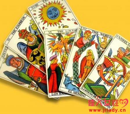 解读塔罗牌之洗牌和切牌