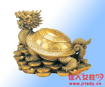 风水摆件龙龟的作用和摆放位置