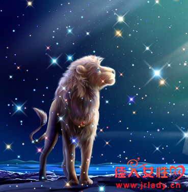 白羊座VS狮子座 天生一对的星座组合