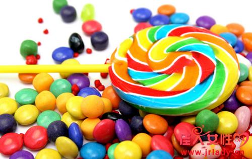 吃糖果测你潜意识的欲望,超准哦!