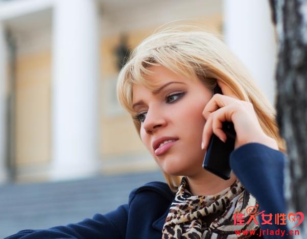 打电话测出你的爱情敏感度?