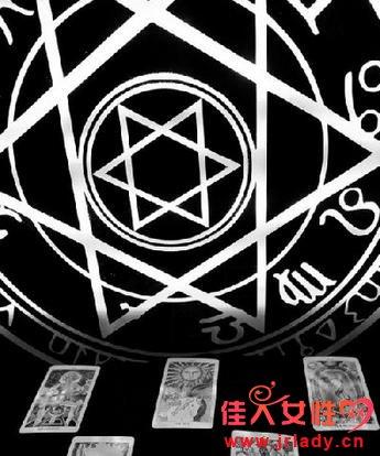 塔罗牌与占星的区别