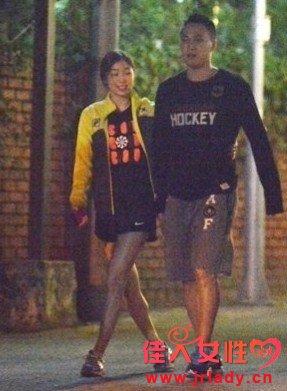 金妍儿金元中恋情遭质疑 粉丝呼吁不要嫁金元中