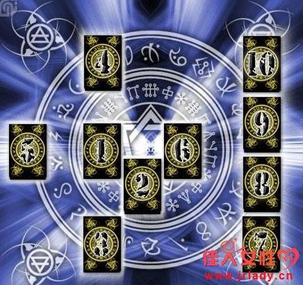 塔罗牌占卜8戒是什么
