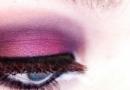 分享一款非常吸睛的派对眼妆教程