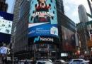 实至名归!medisum荣登纽约时代广场纳斯达克大屏,引全球瞩目