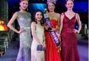 设计师凌睿婉受邀2019国际旅游小姐中国总决赛最美女评委