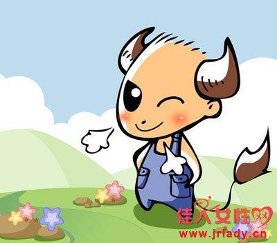 属牛人的性格