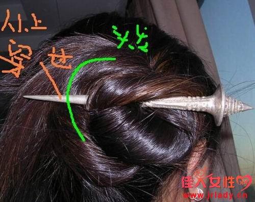 8款简易发型diy盘发步骤精心放送
