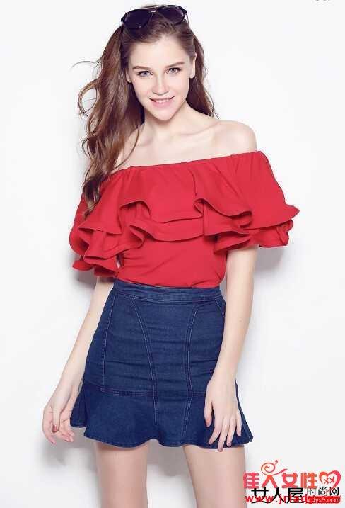 2015年夏季韩版女装1