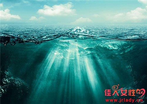 深海恐惧症的来源 深海恐惧症是一种复合恐惧