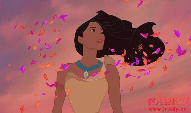 迪士尼公主发型图片 美人鱼灰姑娘冰雪奇缘