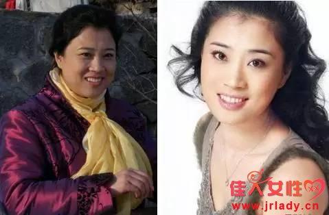 """她们本是美女 自从靠赵本山""""上位""""后被大妈形象毁了!"""