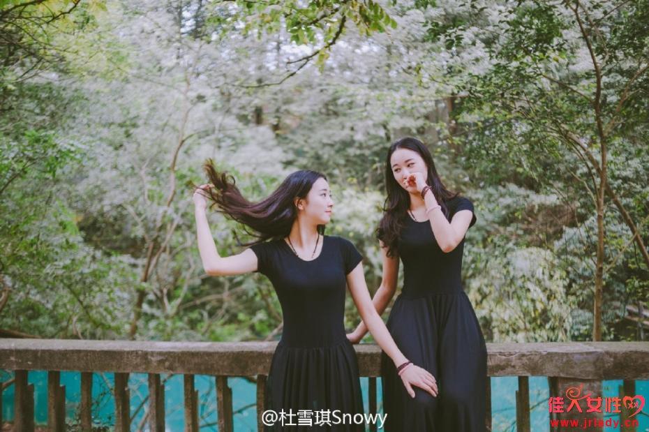 浙大学霸姐妹花太吸睛 网友直呼又是别人家学校的