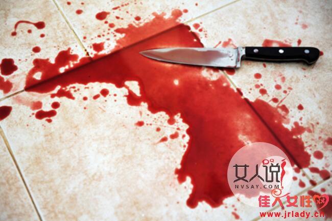男子当众杀死妻子 场面失控血腥杀人背后真相曝光
