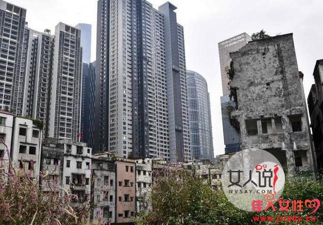 一夜将现千万富豪 广州冼村拆迁重建大批富豪产生