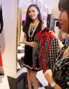 唐嫣出席Juicy Couture上海IFC新店重装开幕活动
