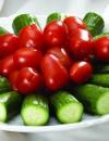 黄瓜为何不能和西红柿一起吃 吃黄瓜还有什么禁忌