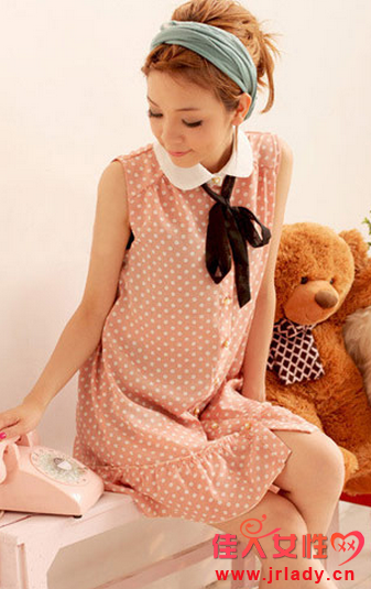 韩国流行服饰搭配 美搭秀成熟调