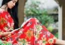 杨丽萍穿衣风格 名族风衣服款式图片