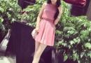 粉色公主裙款式图片 就是要被人宠