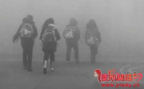 雾霾天对婴幼儿的危害