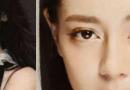 迪丽热巴的眉毛怎么画是什么眉形