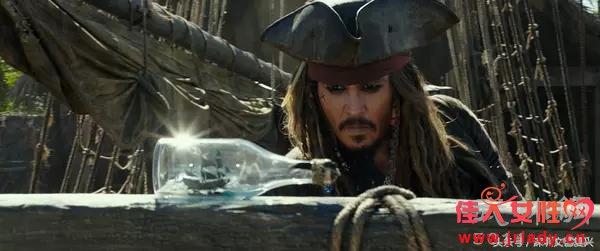 德普终于瘦了!《加勒比海盗5》获赞不输第一部,有望同步上映