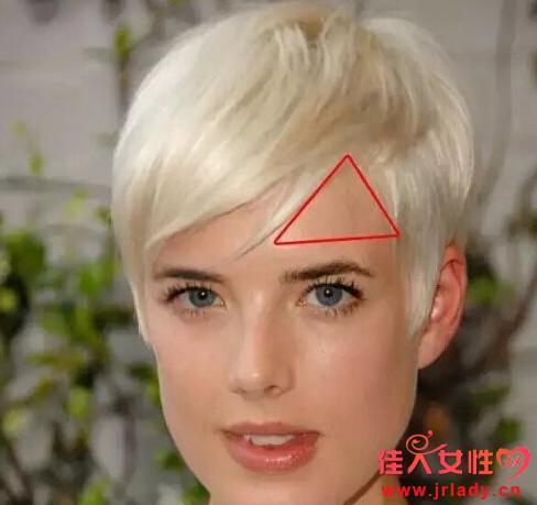 三角碎刘海发型图片 王子文唐嫣孙俪来示范