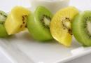 水果的营养密度排行榜奇异果居首