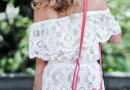 夏季包包搭配图片 简单造型穿出彩