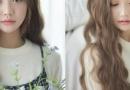 长发烟花烫发型图片女士如何选择更时尚 揭烟花烫发型怎么