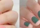 2016流行指甲款式有哪些 总有一款适合你