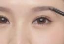 初学化妆怎样画眉毛 如何画眉毛步骤图解