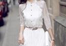 白色连衣裙配什么颜色包包 白裙子配什么样的包