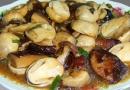 芝麻醋拌双菇的做法