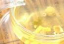 柠檬水有哪些好处 柠檬水的简单泡法