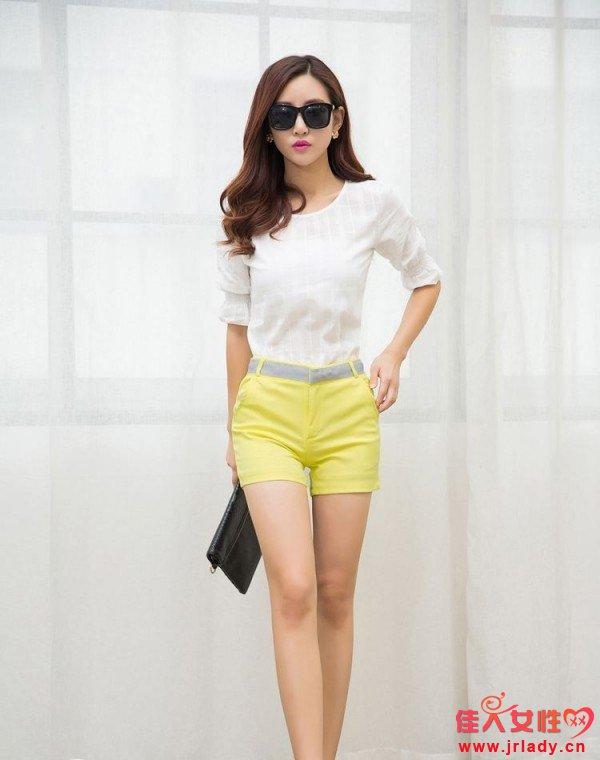 想甜美一夏?让韩式女装搭配帮你搞定!