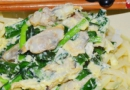 海鲜鸡蛋手擀面怎么做美味可口