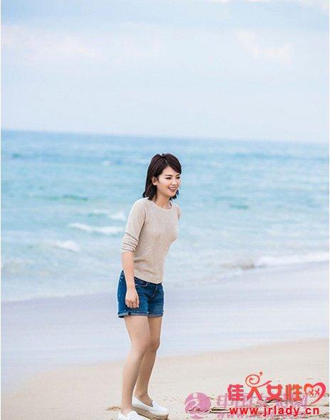 《欢乐颂2》刘涛时尚来势凶猛 八套造型诠释度假