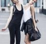 姐妹装闺蜜夏装 打造街头时尚