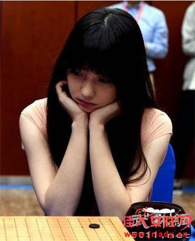 围棋界第一美女迎战人工智能