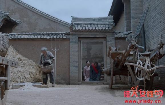 《白鹿原》今晚大结局,兆鹏替白灵正式跪拜两位Da哩