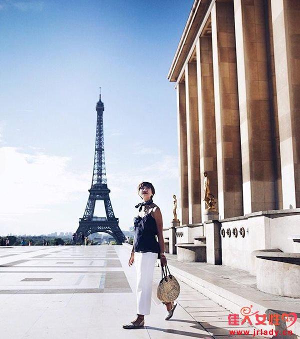 有了这8款单品傍身,你也可以get巴黎妞的高级时