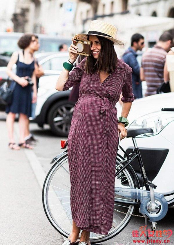 它自带变苗条滤镜? Wrap Dresses掀起复古新浪潮