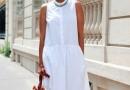 小黑裙不足以应付夏日?Little White Dress全力�_��