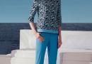 觅玛清爽蓝色裤装搭配,怎么搭都好看!